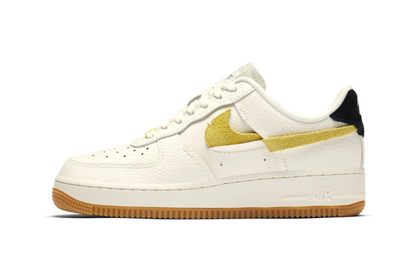 Nike WMNS Air Force 1 '07 LXX Chrome Yellow
