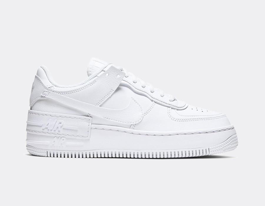 Nike WMNS Air Force 1 Shadow Triple White