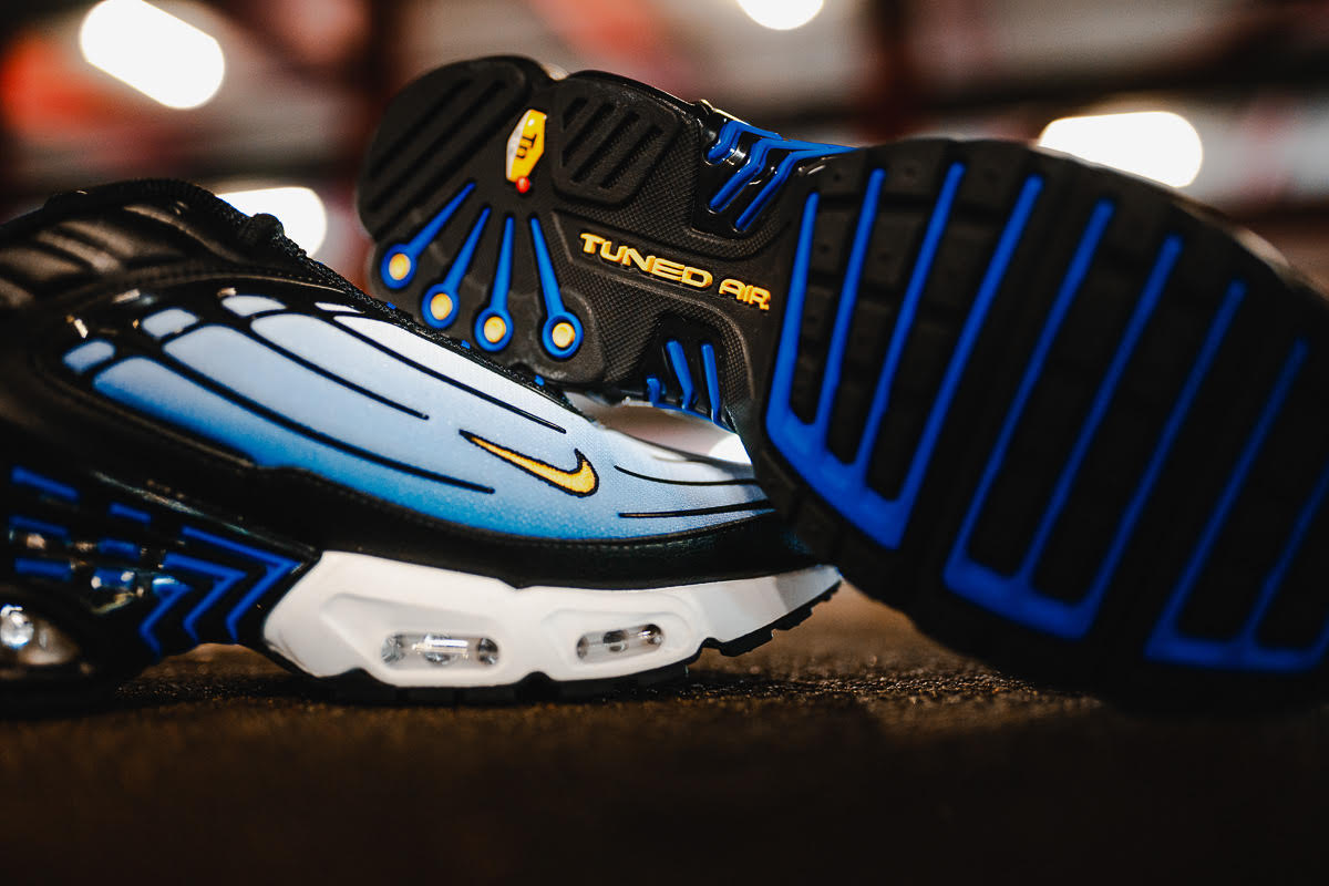 Nike Air Max Plus III Blue Speed First Look | Dead Stock