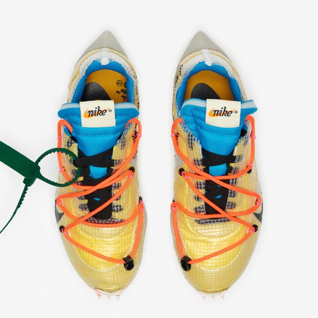 Off-White x Nike Vapor Street Tour Yellow
