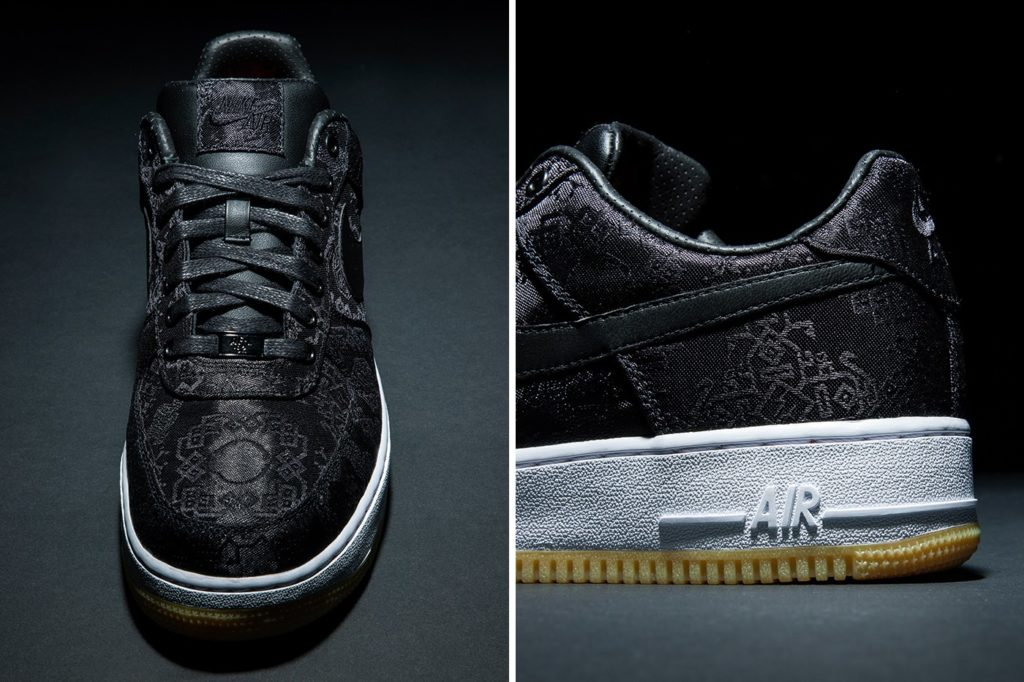 CLOT x fragment design x Nike Air Force 1 Teaser | Dead Stock