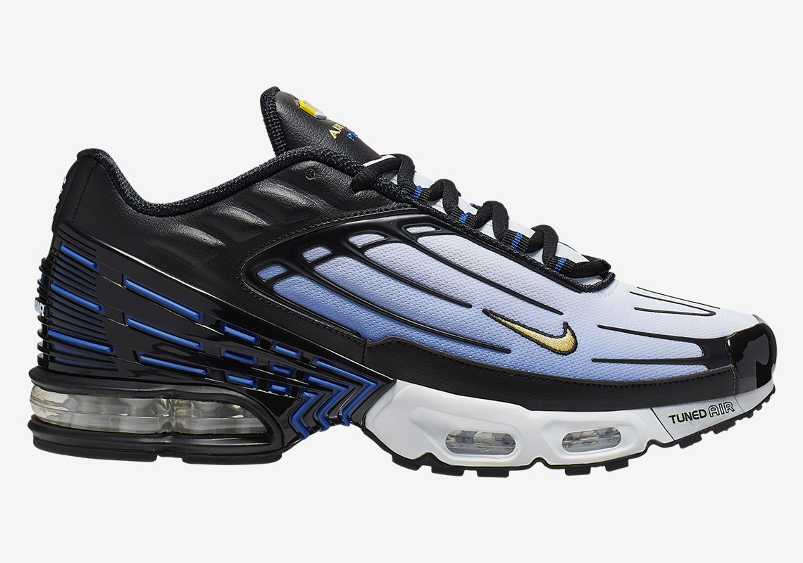 Nike Air Max Plus 3 Blue Speed