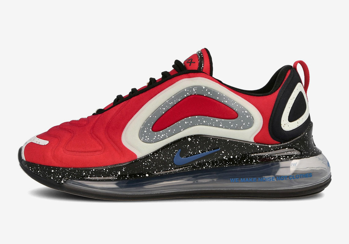 Undercover x Nike Air Max 720 University Red | Alle