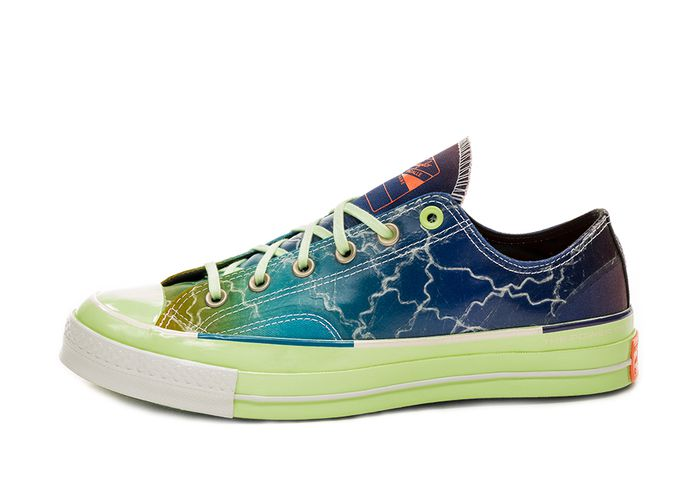 Converse x Pigalle All Star '70 OX Multicolor