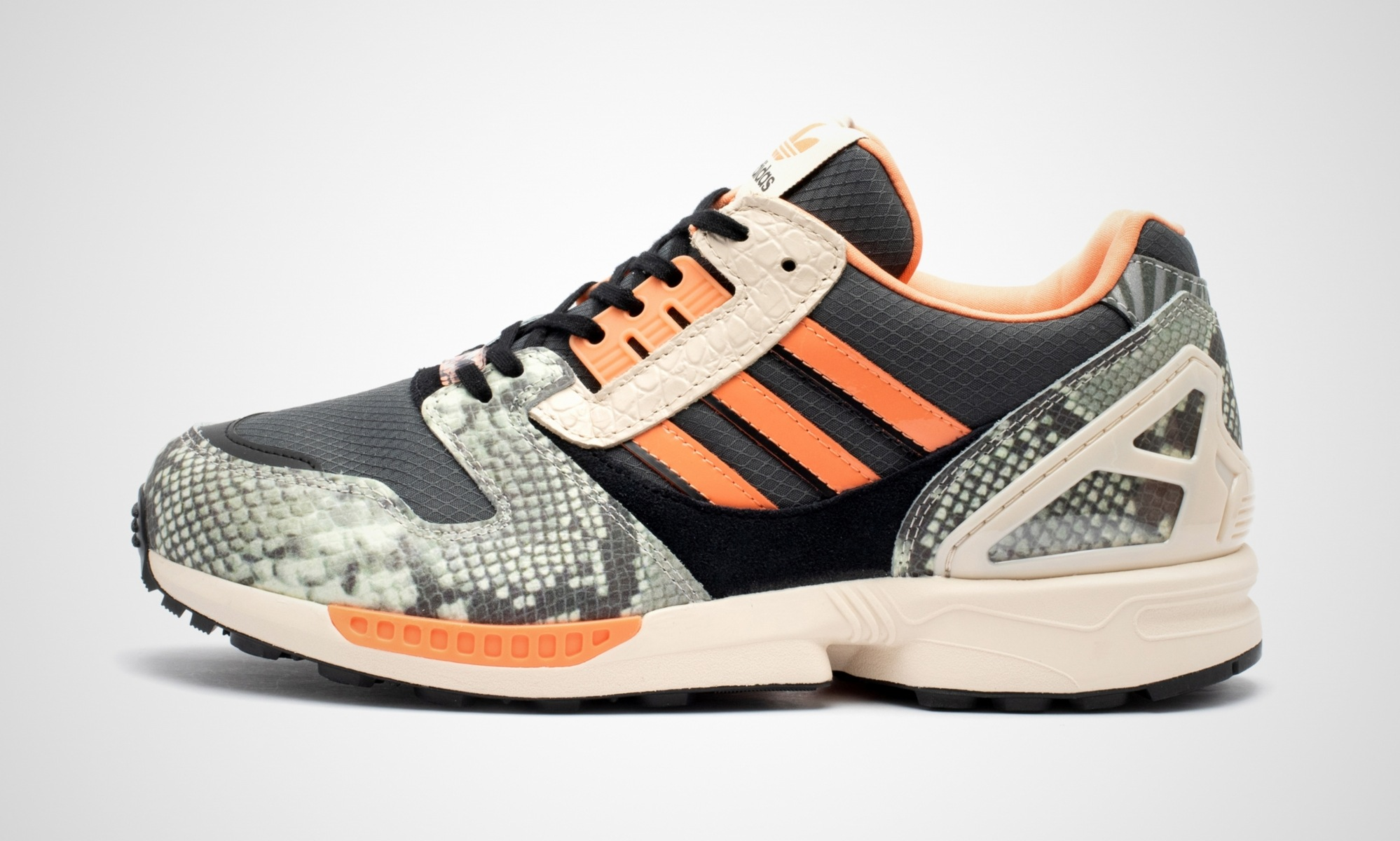 adidas ZX 8000 Lethal Nights Pack Black