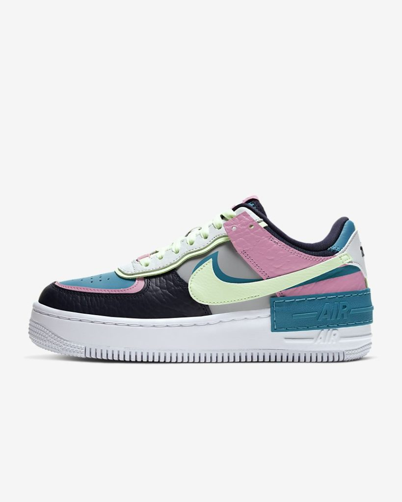Nike WMNS Air Force 1 Shadow Magic Flamingo