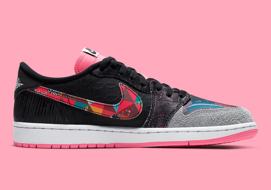 Nike Air Jordan 1 Low CNY 2020