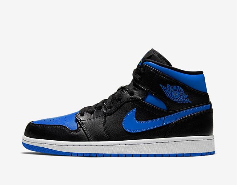 Nike Air Jordan 1 Mid Royal
