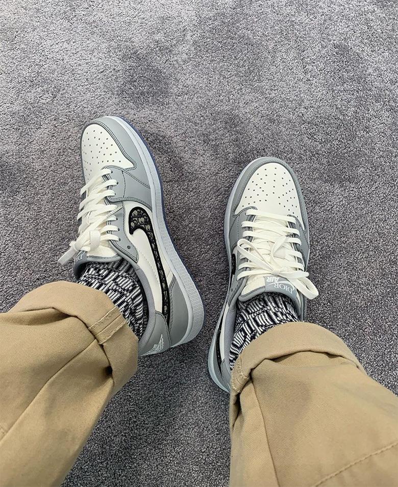 Dior x Nike Air Jordan 1 Low OG