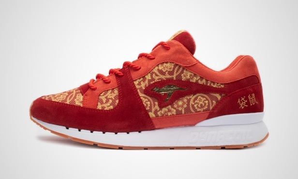 KangaROOS Chinese New Year Coil-R1 MiG