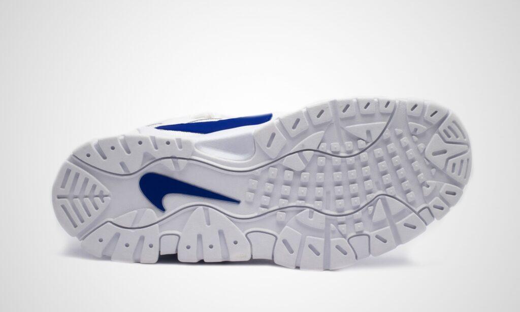Nike Air Barrage Low Hyper Blue