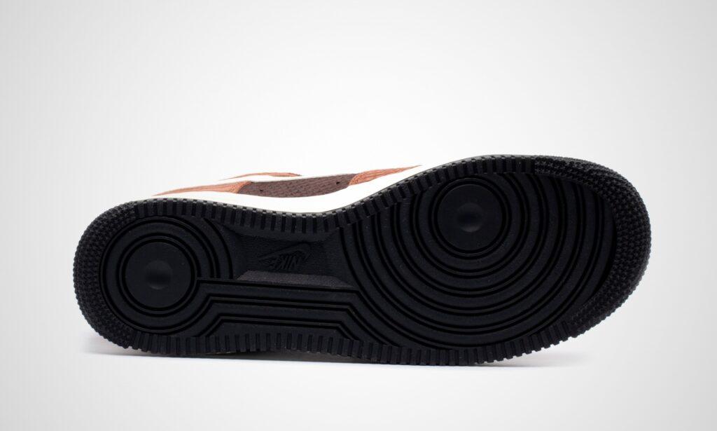 Nike Air Force 1 Red Bark