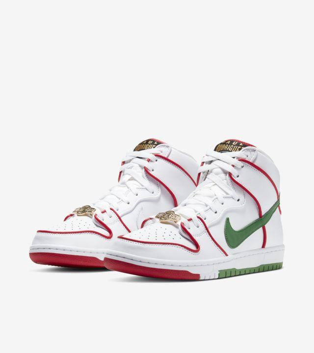 Nike SB Dunk High QS Paul Rodriguez