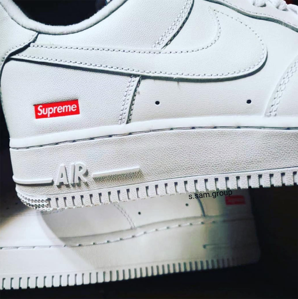 Supreme Air Force 1 Teaser | Dead Stock