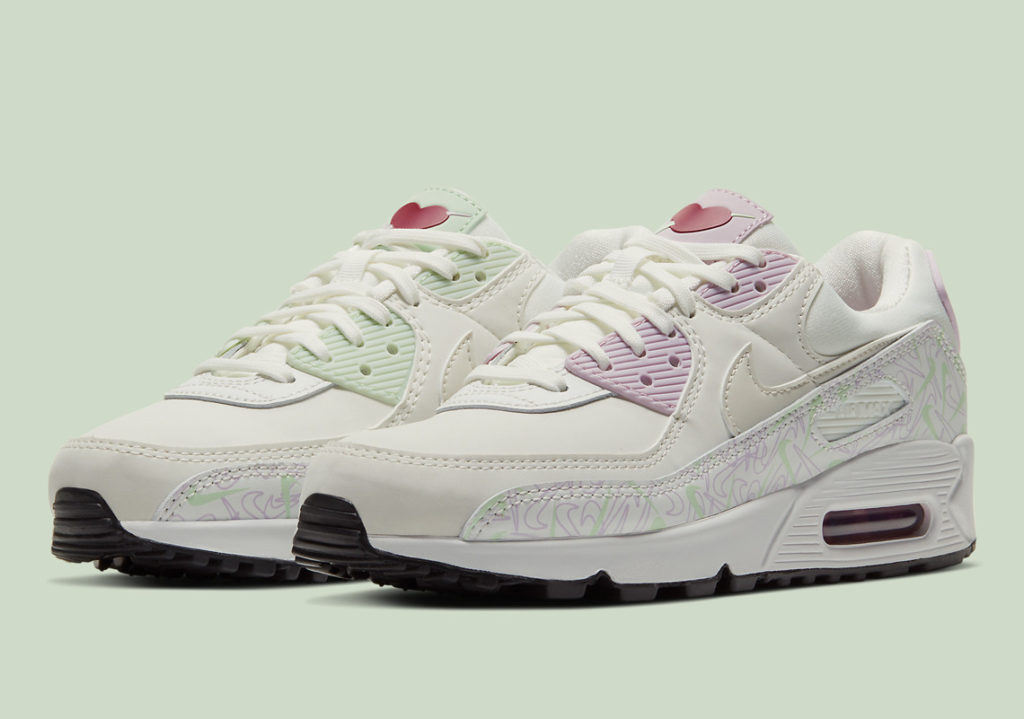 Nike Air Max 90 Valentine's Day 1