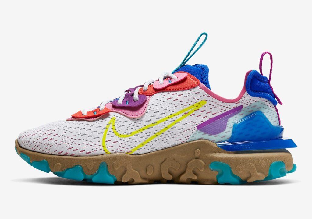 Nike WMNS React Vision Photon Dust