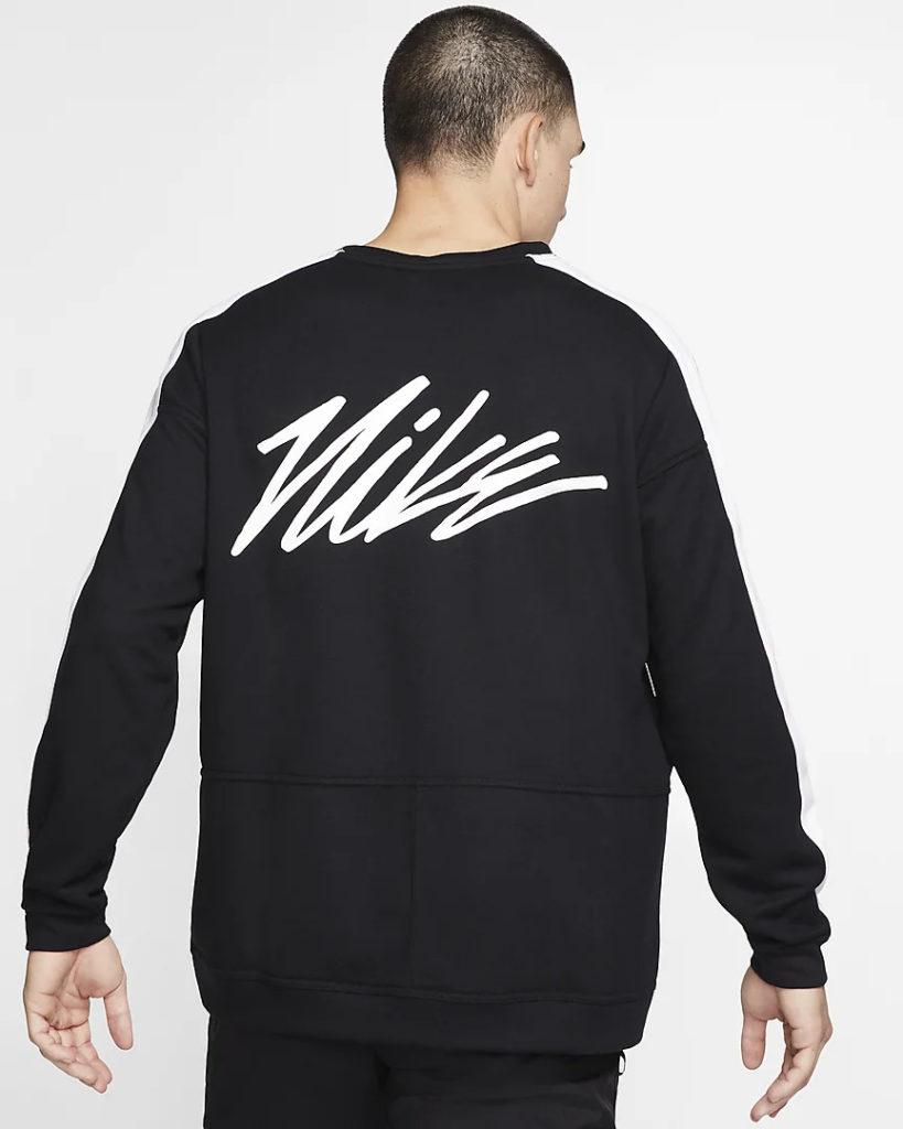 Nike DRI-FIT Fleece Oberteil 3