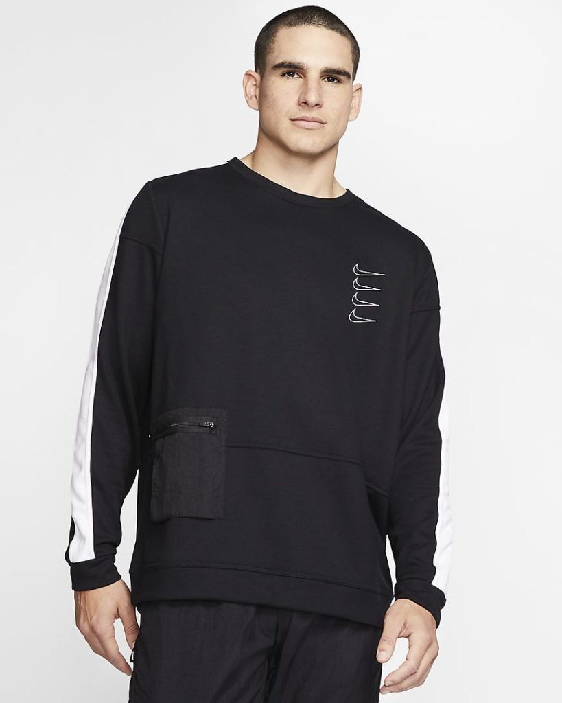 Nike DRI-FIT Fleece Oberteil 2