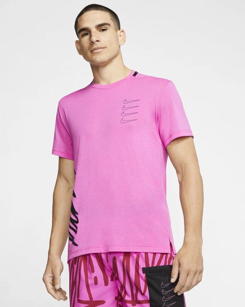 Nike Kurzarm Trainingsoberteil - Neuheiten bei Nike