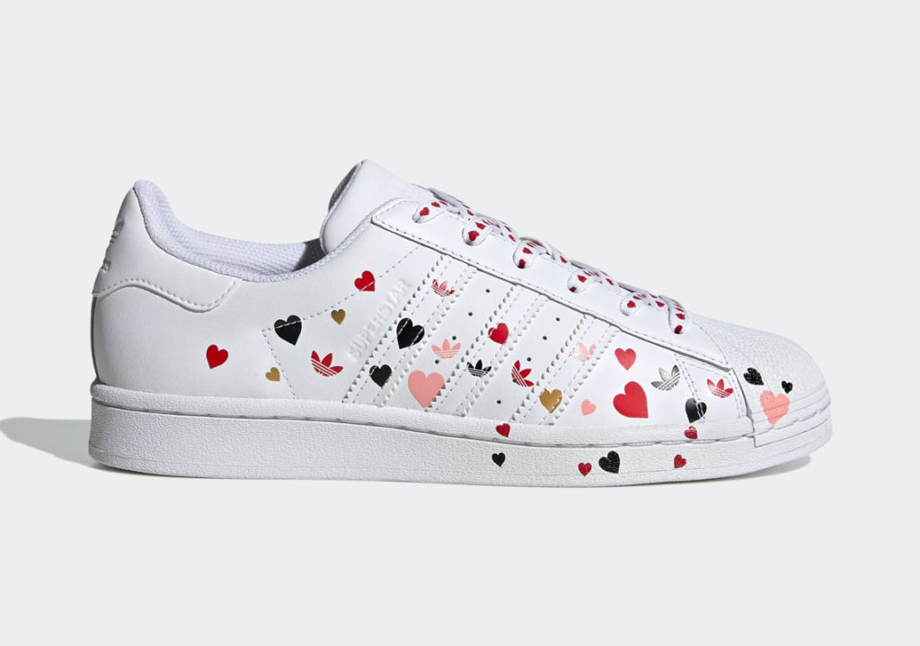 adidas Superstar Valentine's Day 2