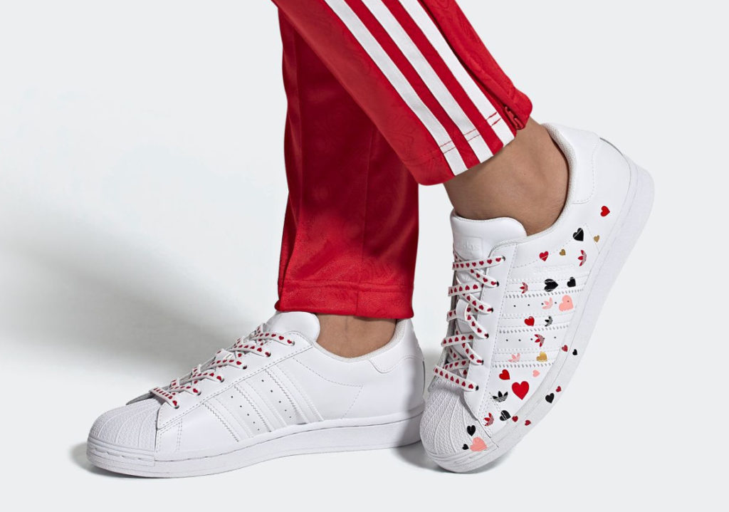 adidas Superstar Valentine's Day 3