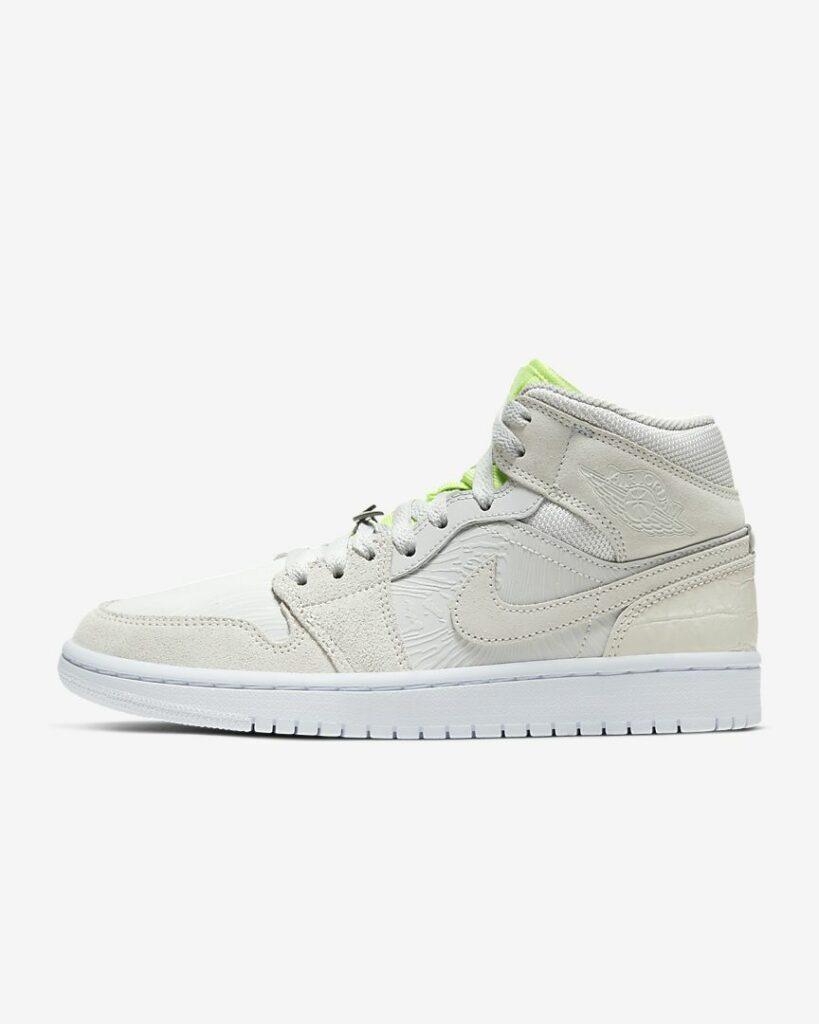 Nike WMNS Air Jordan 1 Mid Vast Grey