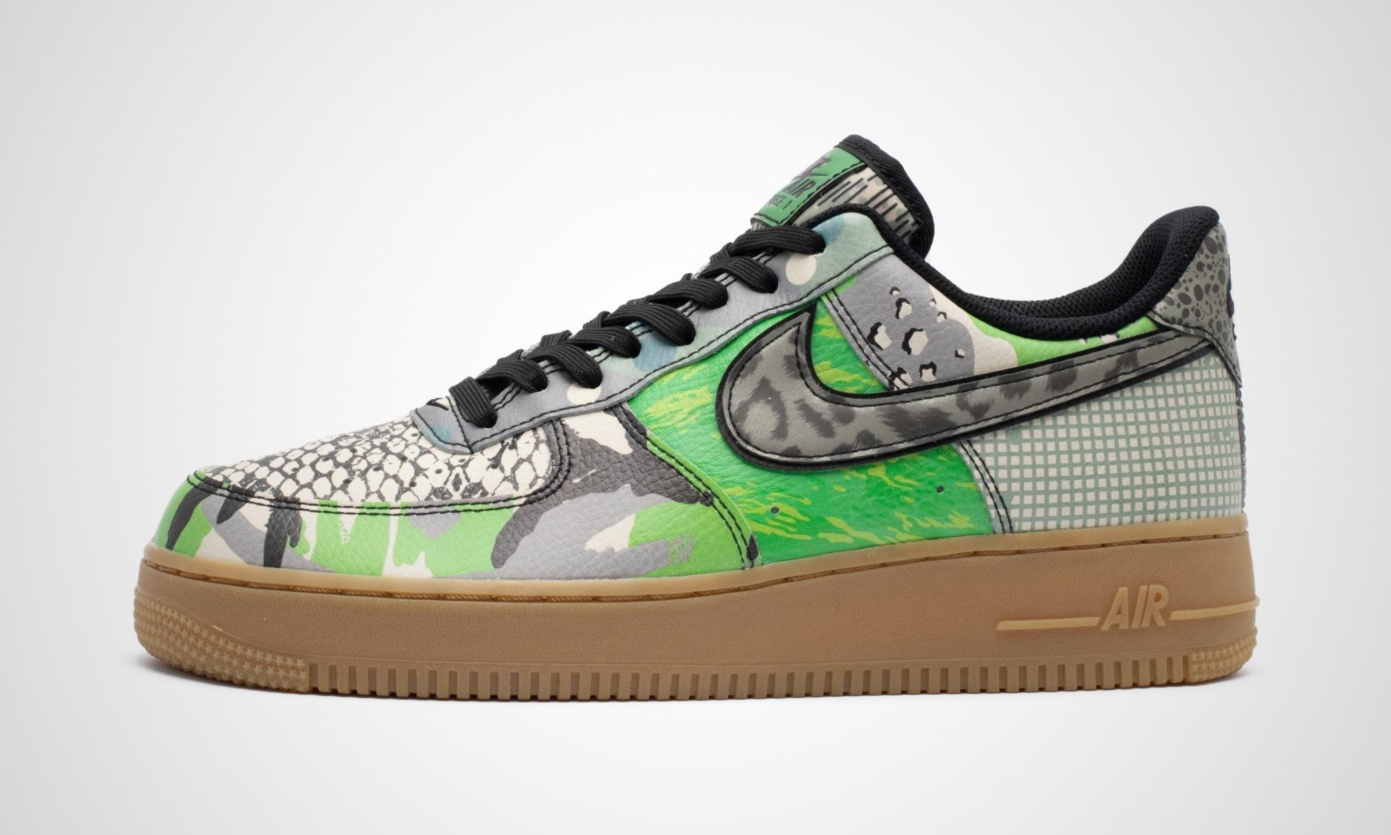Nike Air Force 1 City of Dreams