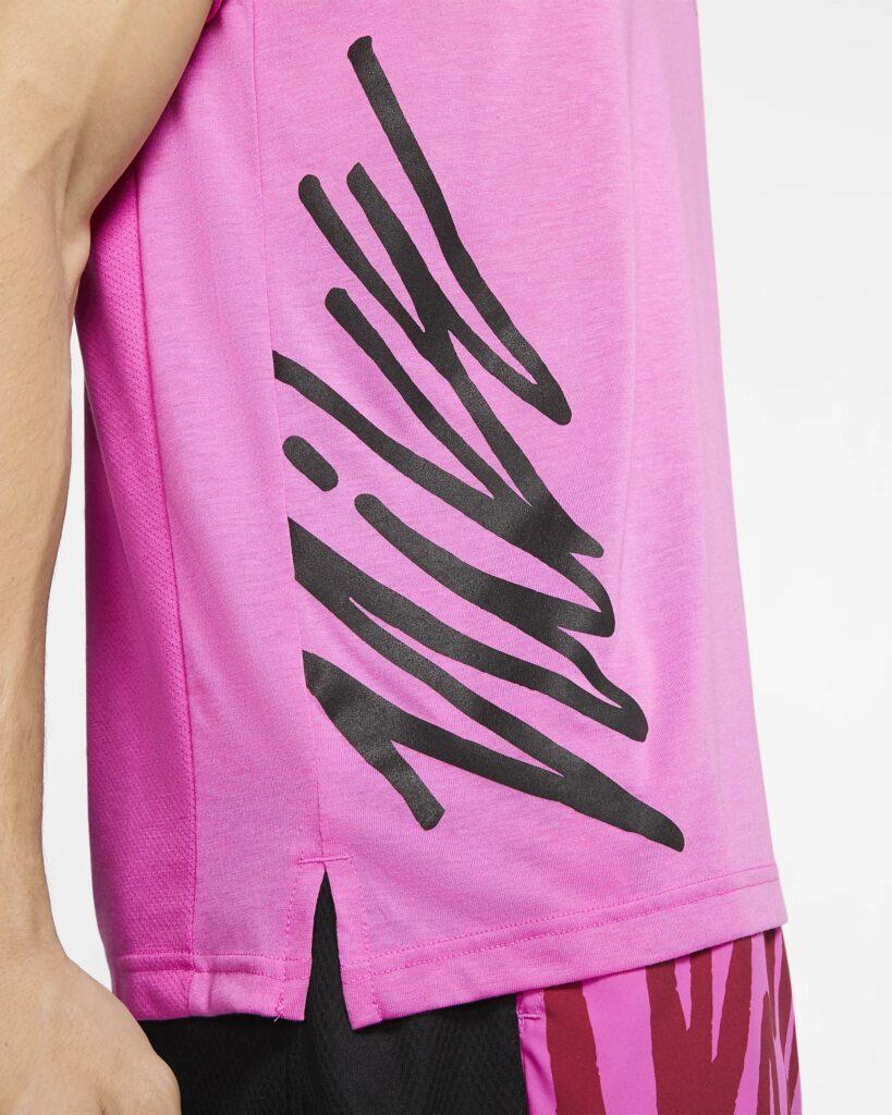 Nike Kurzarm Trainingsoberteil 3