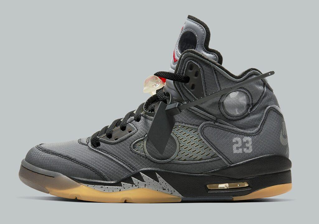 Nike x Off White Air Jordan 5