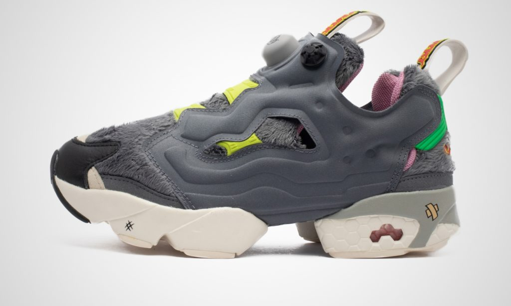Reebok x Warner Bros. Instapump Fury OG Tom & Jerry