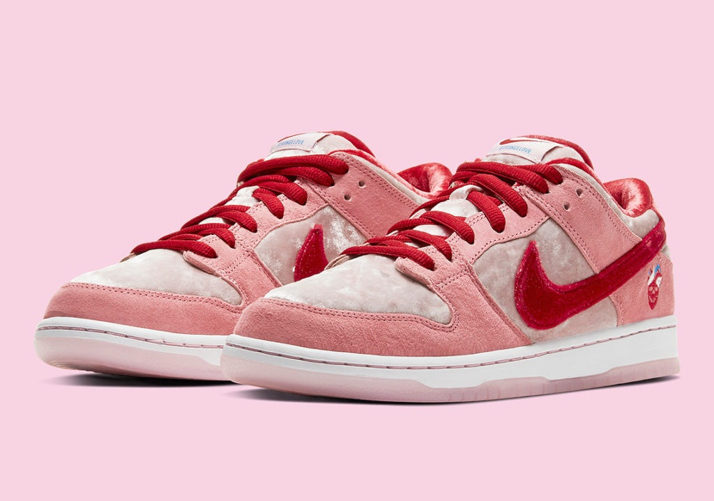 Strangelove Skateboards x Nike SB Dunk Low 1