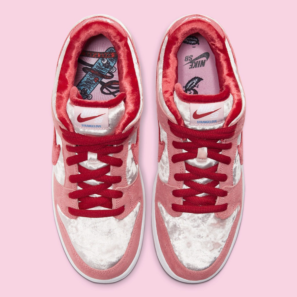 Strangelove Skateboards x Nike SB Dunk Low 3