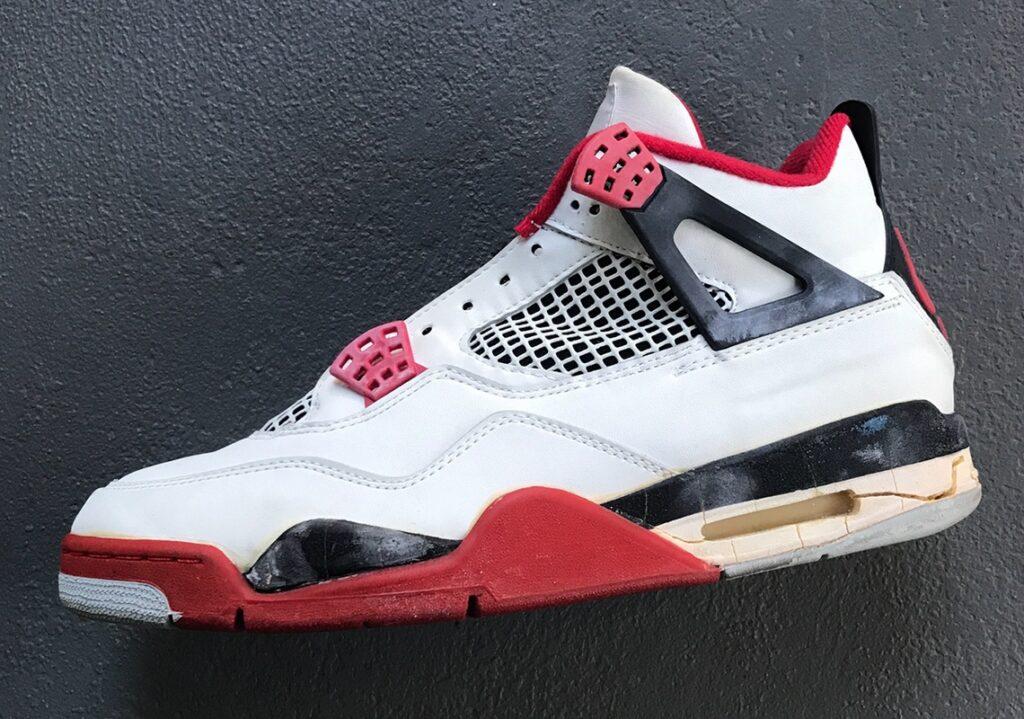 Air Jordan 4 Fire Red  - OG