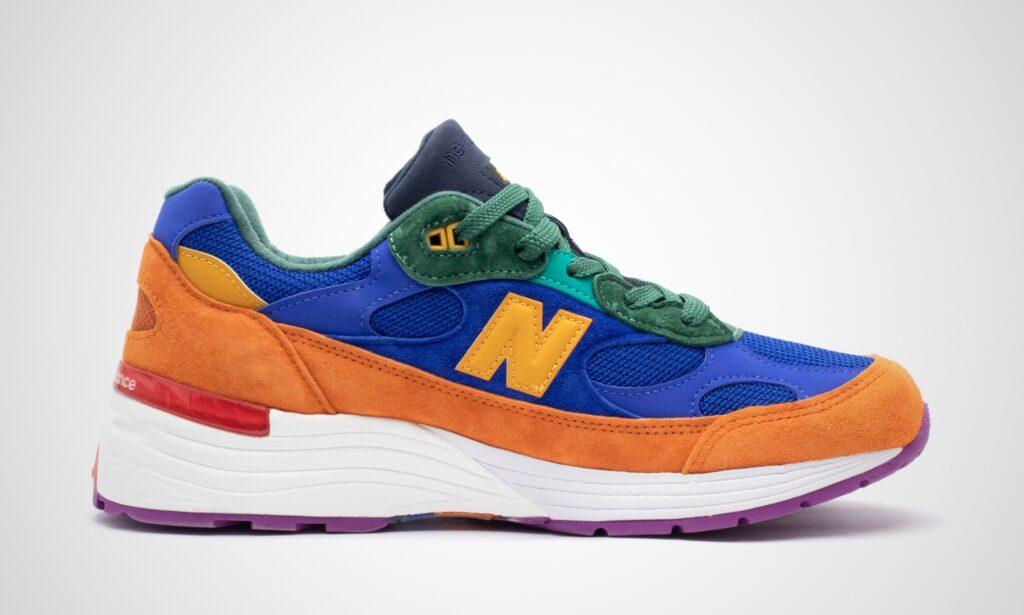 New Balance M992TN Multicolor