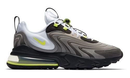 Nike Air Max 270 React ENG Neon 1