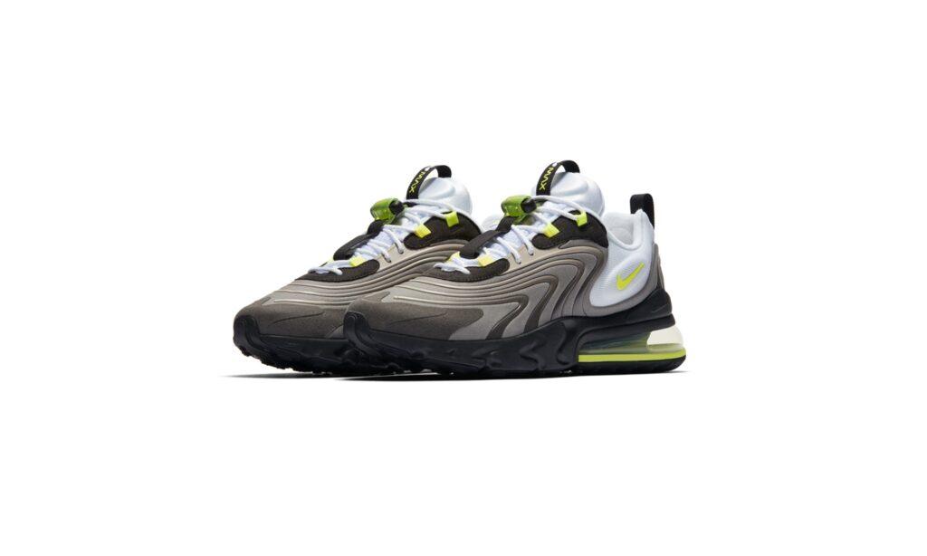 Nike Air Max 270 React ENG Neon 2
