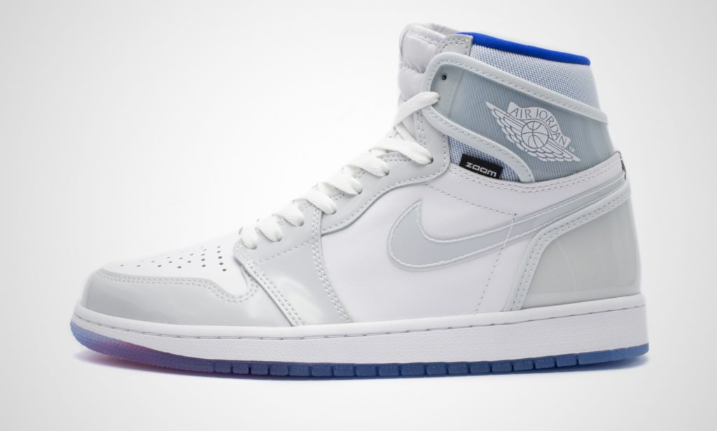 Nike Air Jordan 1 High Zoom  Racer Blue