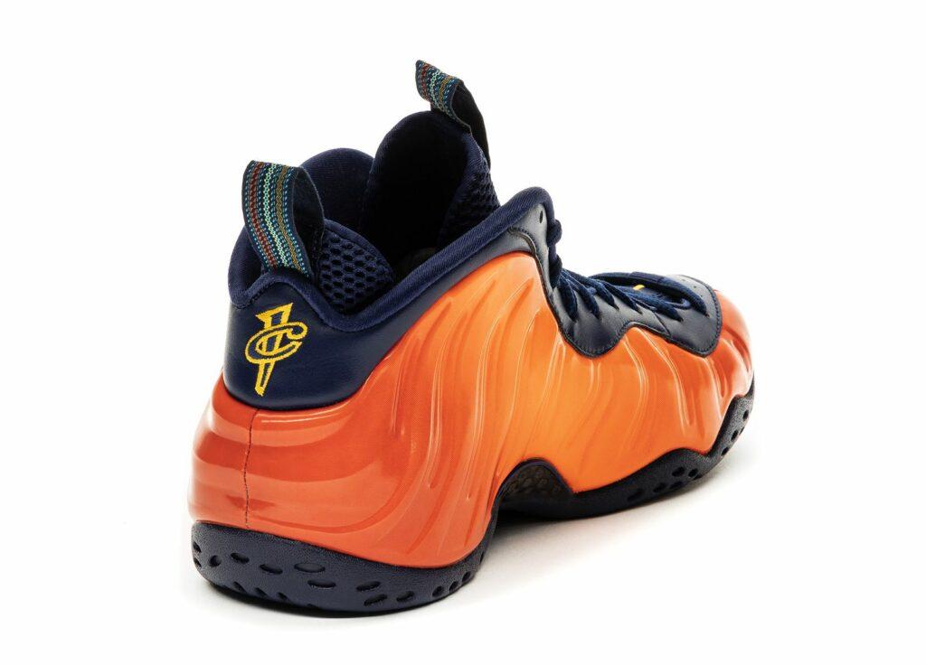 Nike Air Foamposite One Rugged Orange