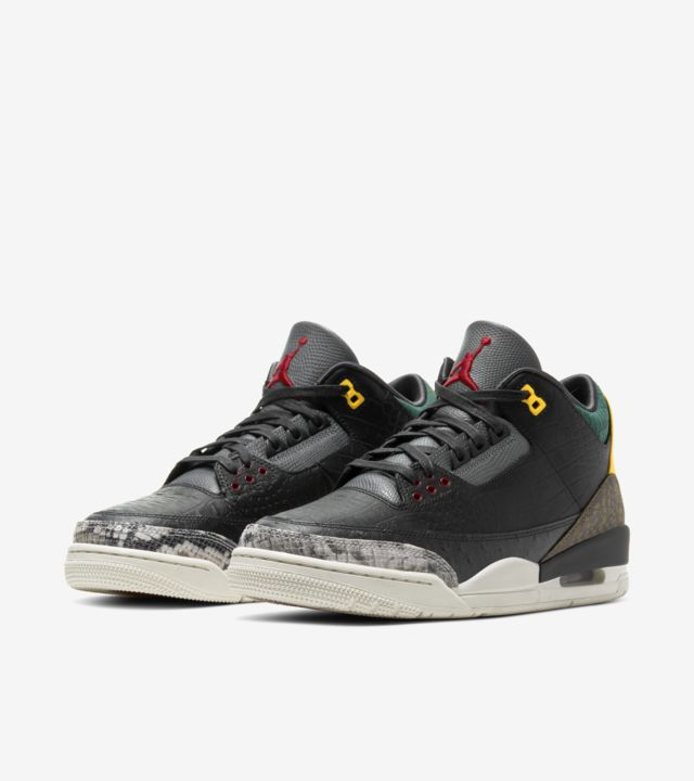 Nike Air Jordan 3 Animal Instinct 2.0