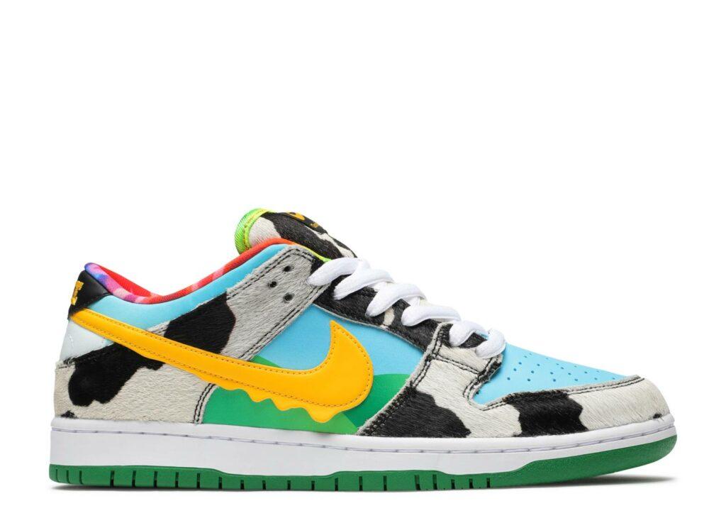 Ben & Jerrys Nike SB Dunk