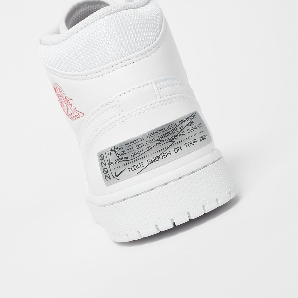 Nike Air Jordan 1 Mid Euro Tour