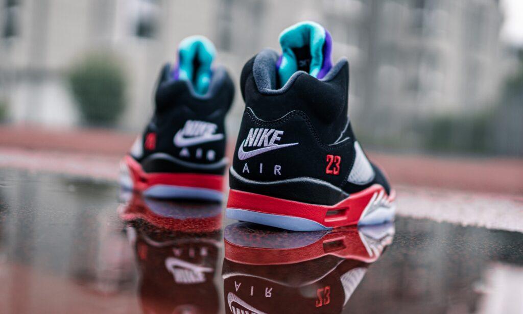 Nike Air Jordan 5 Top 3