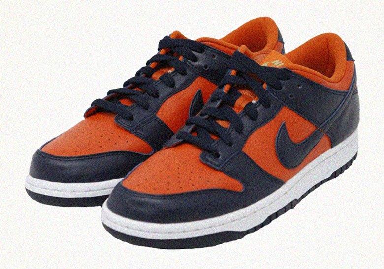 Nike Dunk Champ Colors