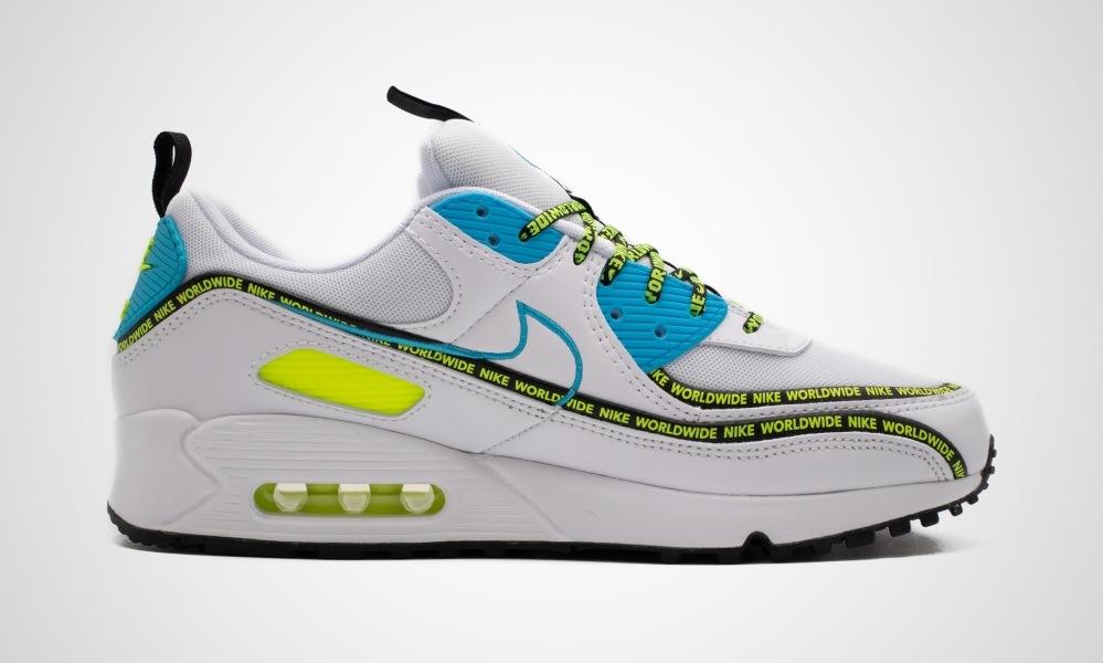 Nike Air Max 90 SE Worldwide Pack