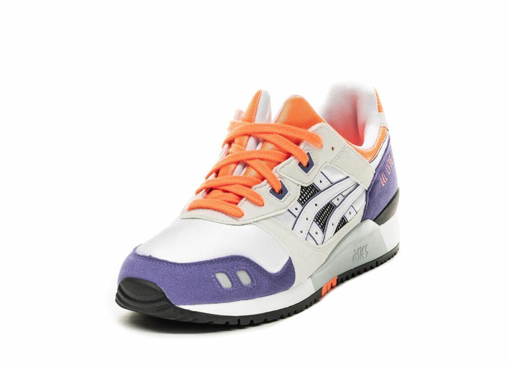 ASICSTIGER Gel Lyte III Purple Orange