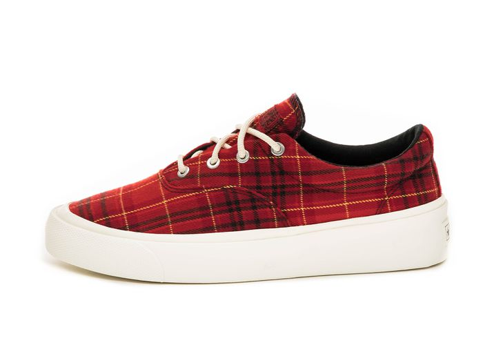Converse Skid Grip Twisted Plaid