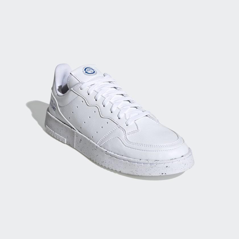 adidas Supercourt Vegan White