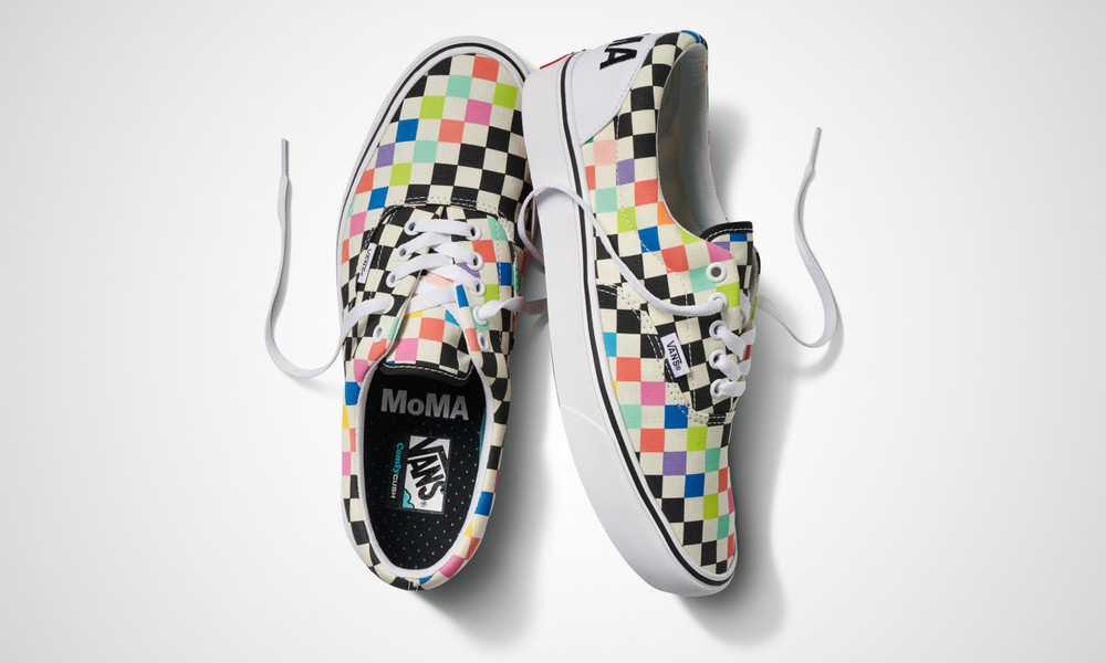 Vans x MoMA Era ComfyCush