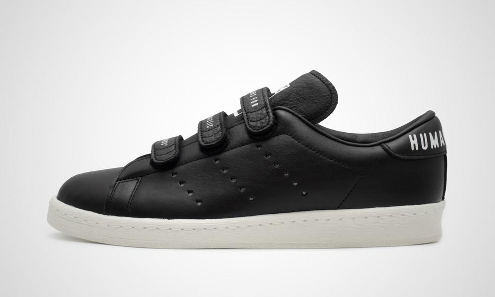 adidas x Human Made UNOFCL black