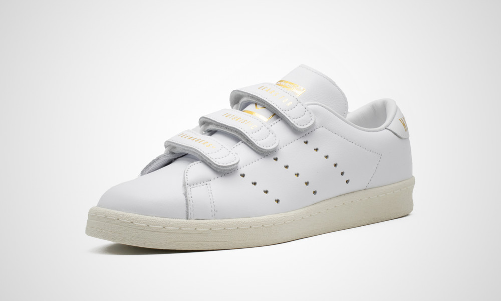 adidas x Human Made UNOFCL white